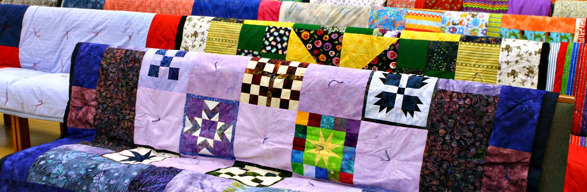 Lutheran World Relief Quilts Video